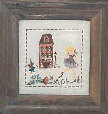 c118f96617 Dancing by Sara 19-1268 - The NeedleArt Closet