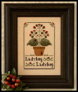 e20cf0d250b Little House Needleworks Ladybug Ladybug 07-1554 - The NeedleArt Closet