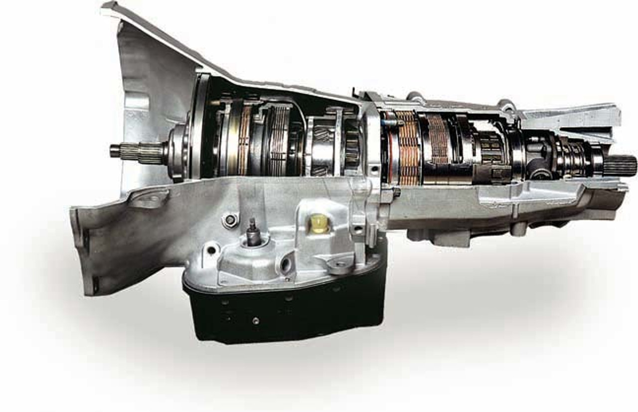 AUTOMATIC TRANSMISSION - A518 46RH 46RE A618 47RH 47RE DODGE