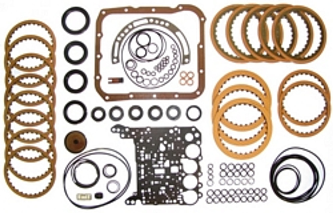 Transmaxx Transmission Rebuild Master Kit With Steels AW60-41SN