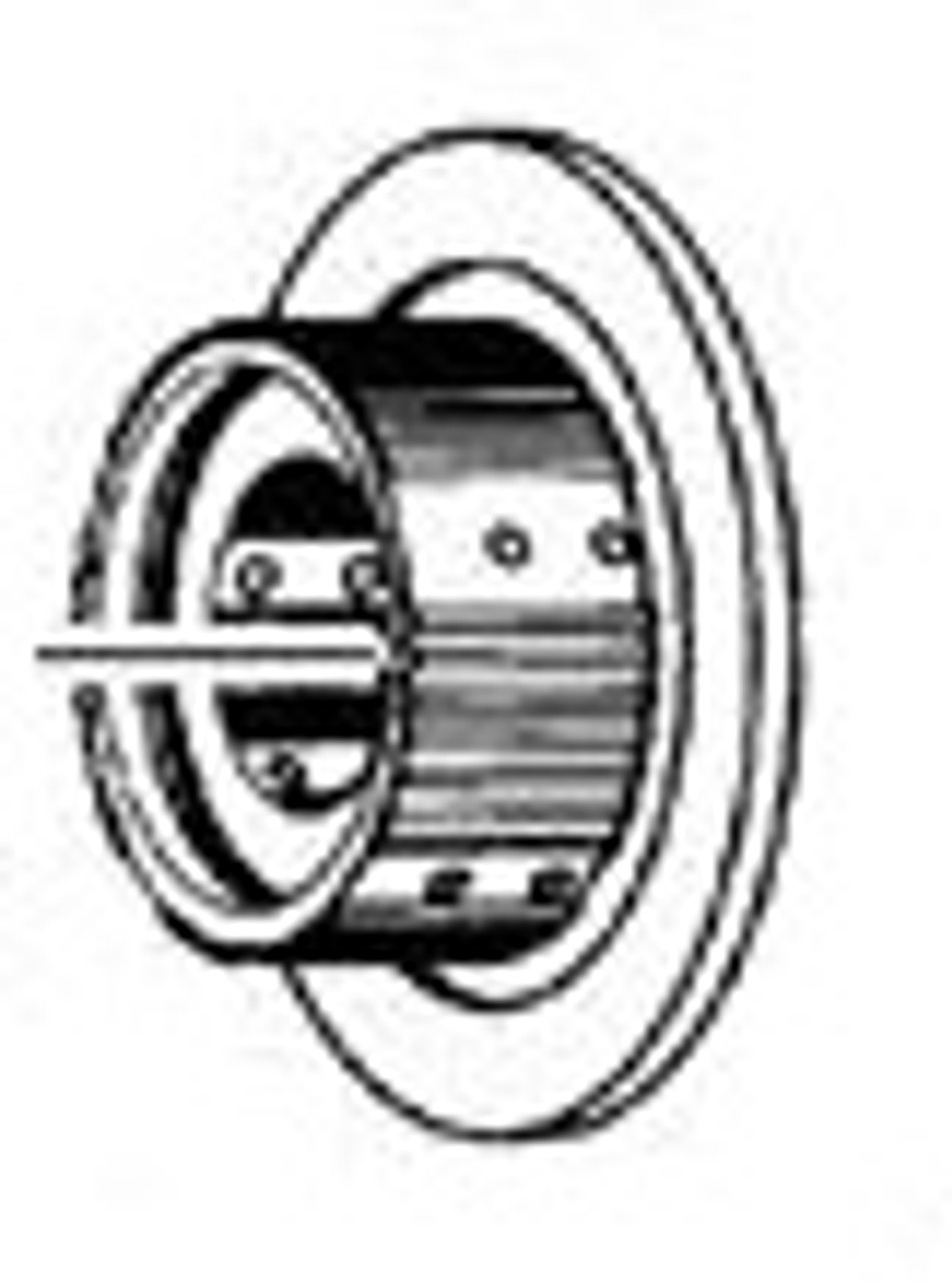 NP126 NP226 TRANSFER CASE RANGE HUB/SLIDER FITS '02-'09