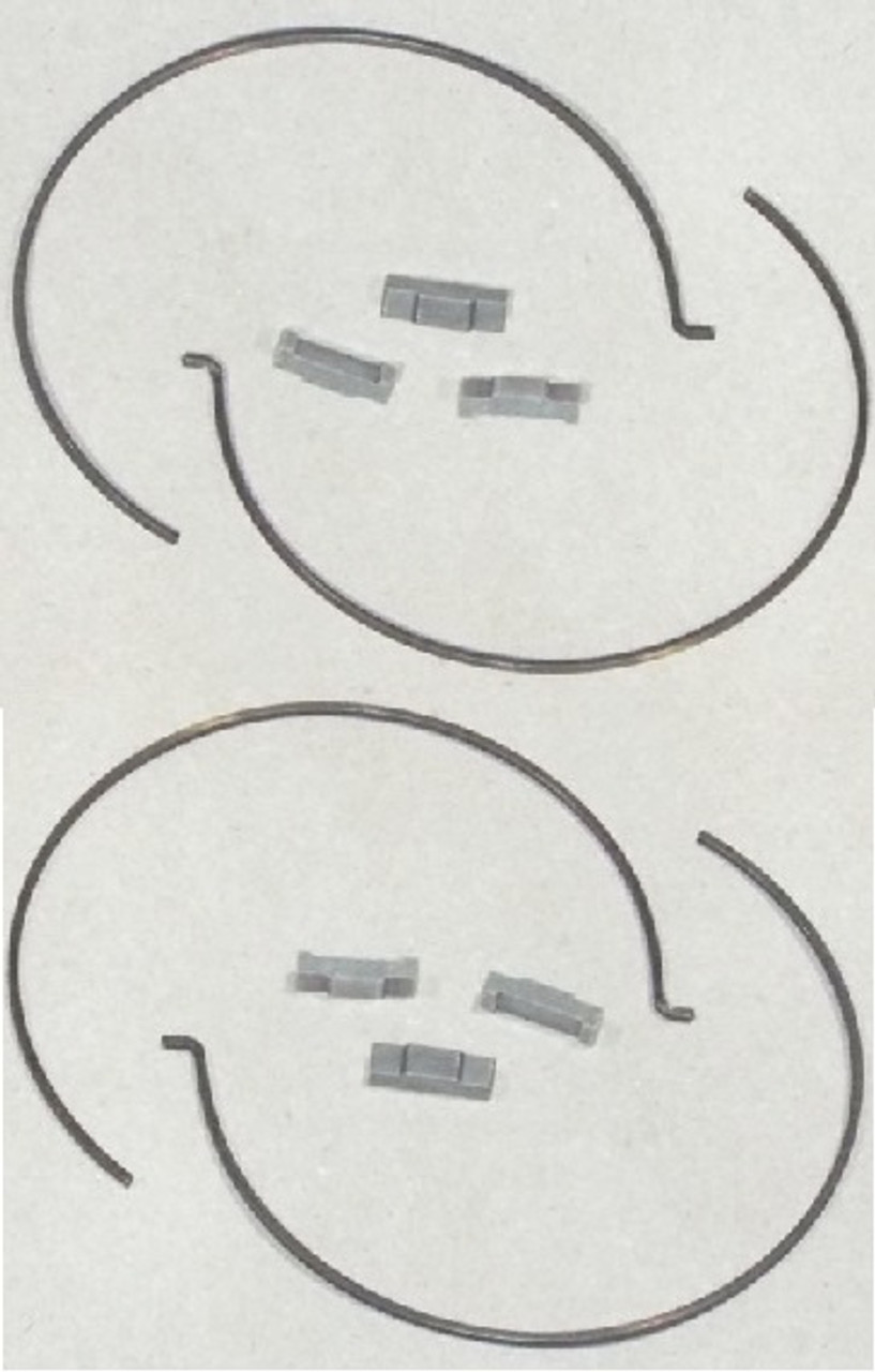 M5R1 TRANSMISSION SYNCHRO SPRINGS & KEYS KIT 1-2 & 3-4