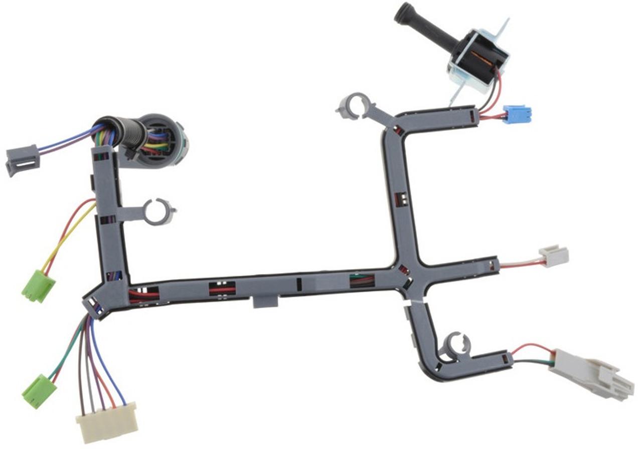 4l60e 4l65e 4l70e Transmission Tcc Solenoid  U0026 Wire Harness