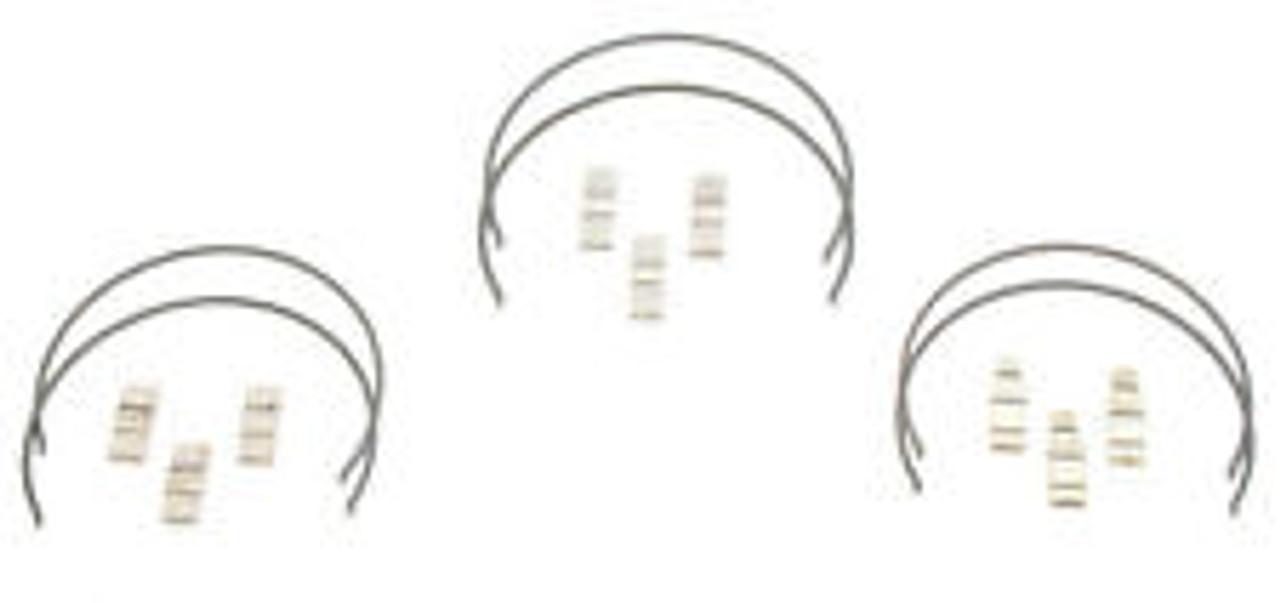 AX15 R151 TRANSMISSION SYNCHRO KEYS & SPRINGS COMPLETE SET