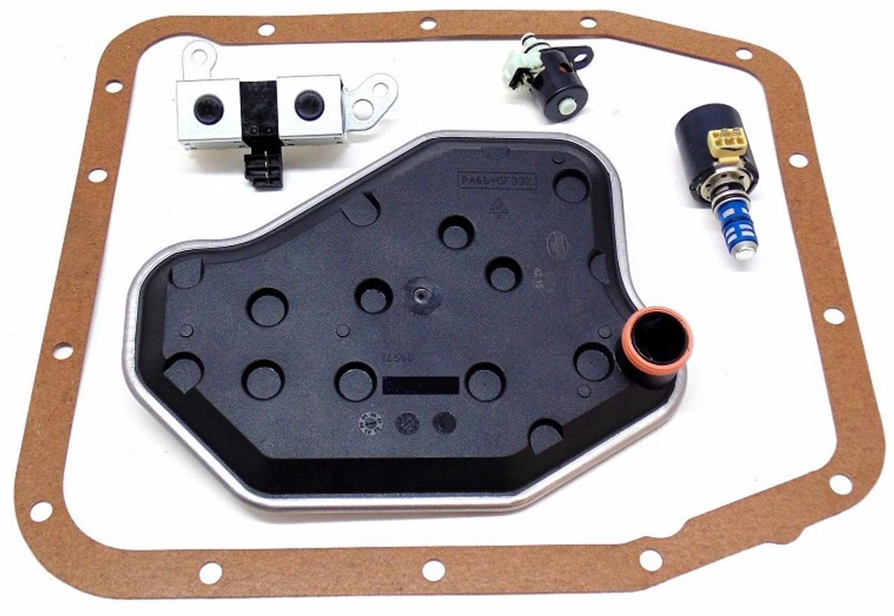 transmission shift kit filter solenoids solenoid epc lockup fits 2008 parts 2005 tcc service automatic transtar
