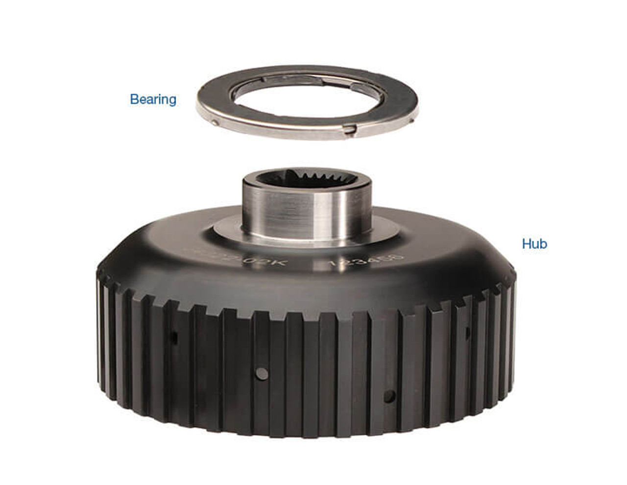 SNAP RING A604,A606 HOLDS 2ND-4TH CLUTCH RETAINER IN