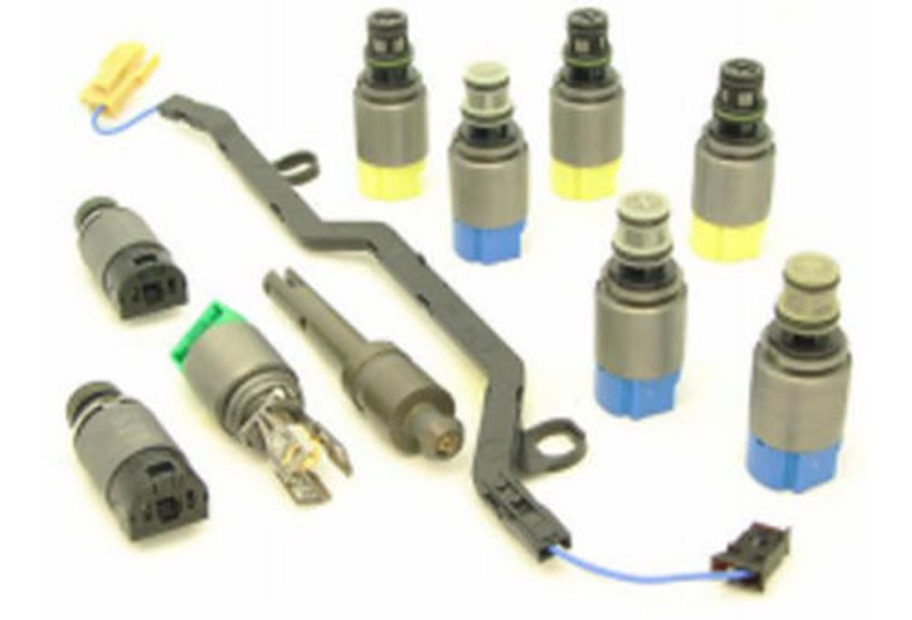 ZF 6HP19 6HP26 6HP26X 6HP32 09E 09L TRANSMISSION SOLENOID KIT FITS '06-'10  WITH MECHATRONIC (1068 298 043)