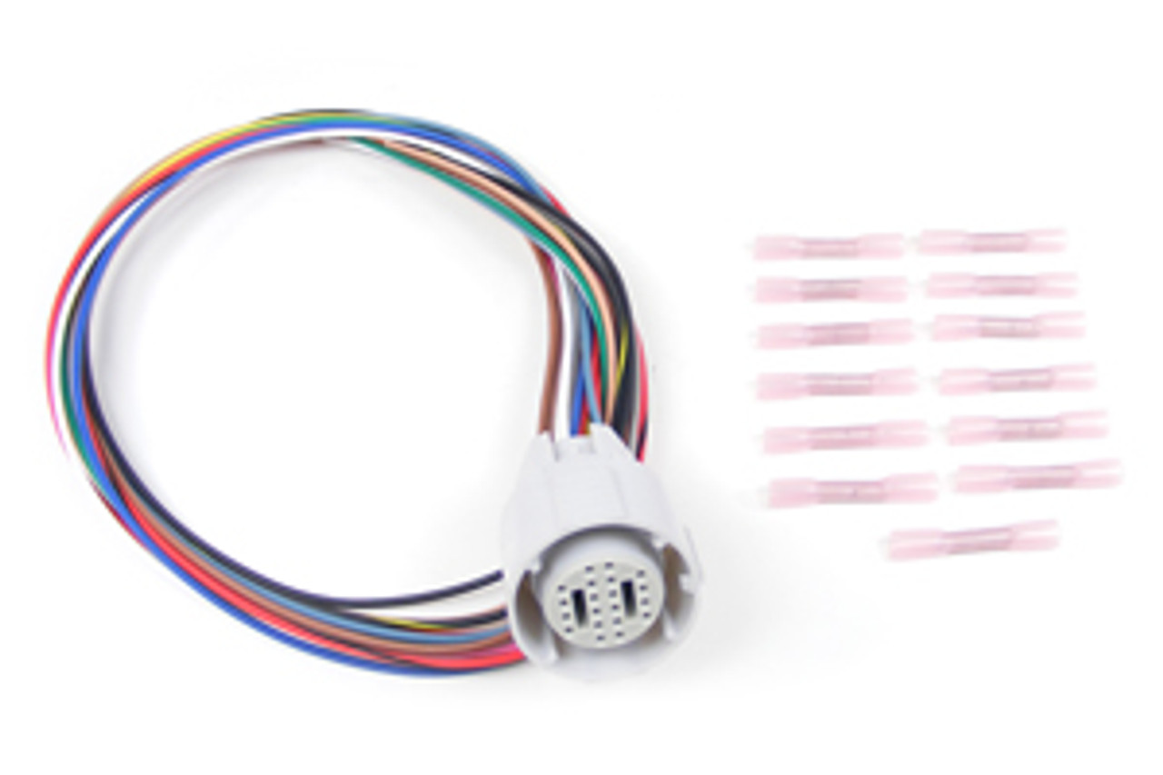 4L60E TRANSMISSION EXTERNAL WIRE HARNESS REPAIR KIT, 13 WIRE, PLUGS INTO  CONNECTOR FITS '93-'98 - Transmission Parts DistributorsTransmission Parts Distributors