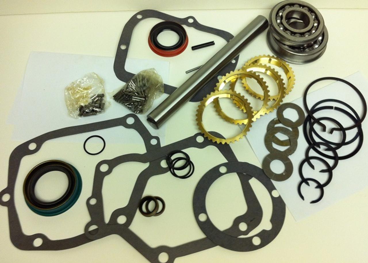 """GM Muncie M21 M22 Transmission Rebuild Kit 66-74 1/"""" Pin"""