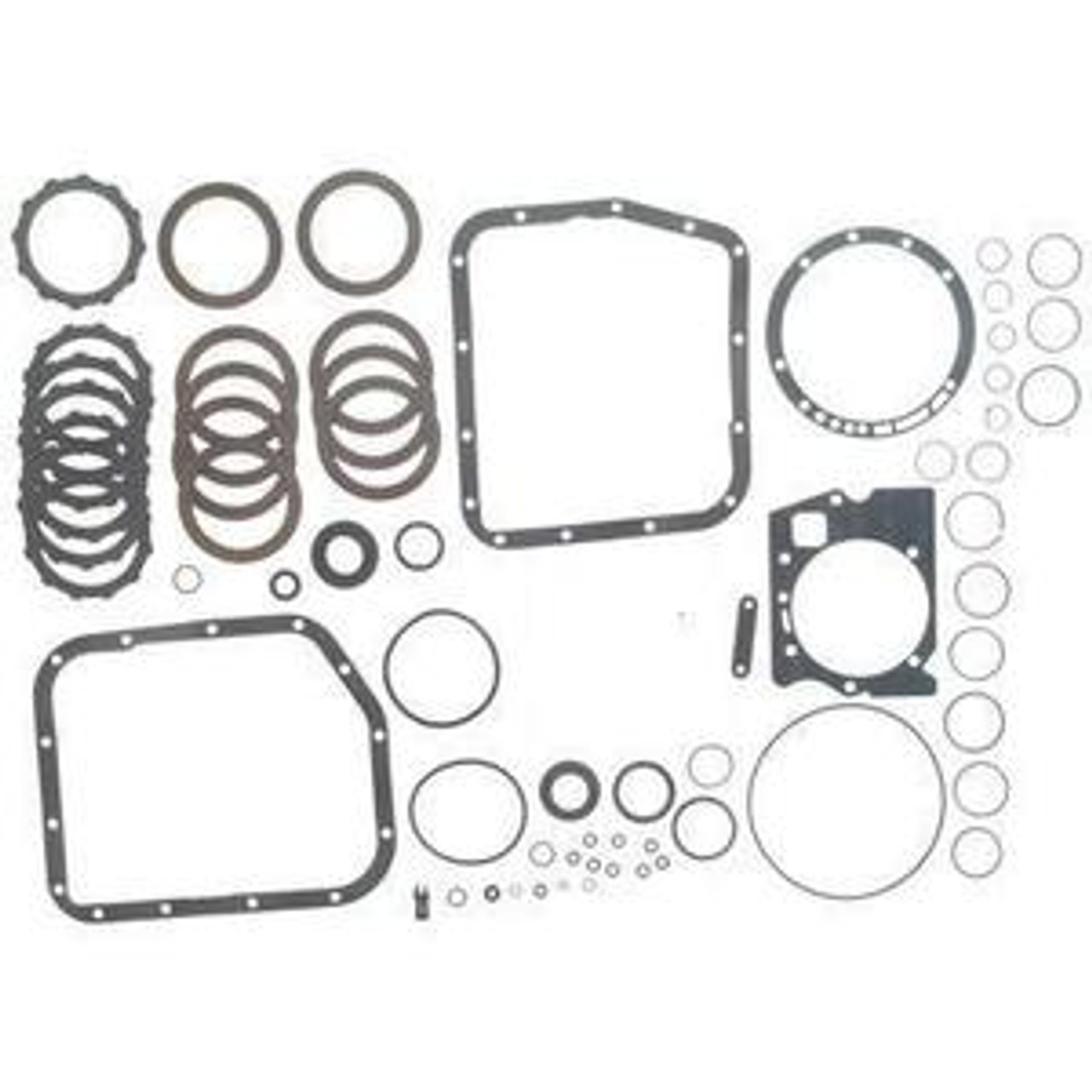 A904 A998 A999 TF6 TRANSMISSION REBUILD KIT WITH STEELS