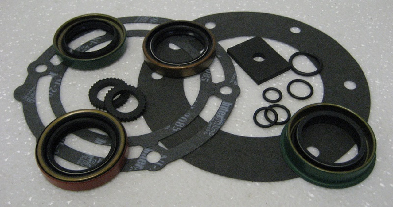 NP241C NP229 NP228 NP218 NP208 TRANSFER CASE OVERHAUL KIT WITH GASKETS  SEALS & O-RINGS (TSK208)