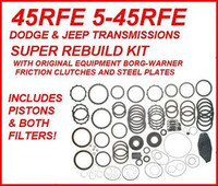 47RE 47RH 46RE 46RH A518 A618 TRANSMISSION Shift Kit® TRANSGO TFOD