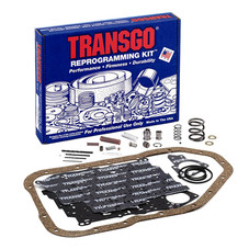 AUTOMATIC TRANSMISSION - TRANSGO SHIFT KITS - Page 1 - Transmission
