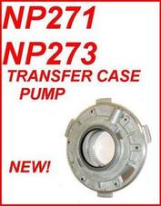 NP271 NP273 BW4446 BW4447 TRANSFER CASE REAR OUTPUT SEAL