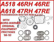 A618 47RH 47RE TRANSMISSION TORQUE CONVERTER BILLET COVER LOW STALL