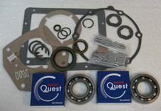SR4 TRANSMISSION REBUILD KIT WITH SYNCHRO RINGS FITS JEEP