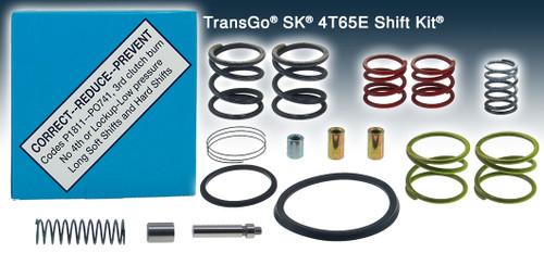 4T65E TRANSMISSION SHIFT KIT TRANSGO SK®4T65E FITS '97-'08 GM & VOLVO
