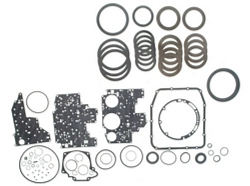 4R70E 4R70W 4R75E 4R75W TRANSMISSION REBUILD KIT WITH PISTON & FRICTION  CLUTCHES FITS FORD '04+