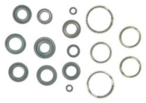 MR8 TRANSMISSION REBUILD KIT WITH 1-PC TYPE SYNCHRO RINGS
