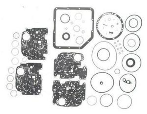 350 TH350 350C 250 TRANSMISSION OVERHAUL KIT GASKETS RINGS & SEALS BY TRANSTEC FITS '69-'86 , 44002DF , TRANSMISSION PARTS, GEARBOX SPARES,