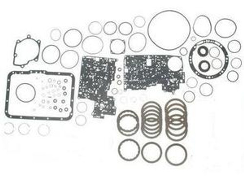 A4LD TRANSMISSION MASTER REBUILD KIT WITH RAYBESTOS FRICTION CLUTCHES FITS 90 95 FORD