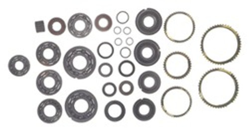 MSG-5F MUA TRANSMISSION REBUILD KIT WITH SYNCHRO RINGS