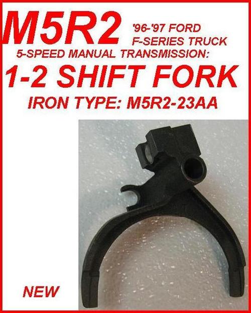 Fzaa Mr Aa Mr  Shift Fork Iron Type Fits Ford F