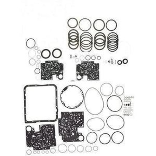 4L60E TRANSMISSION REBUILD KIT WITH AMERICAN-MADE FRICTIONS FITS '93-'03  (A74004EF)