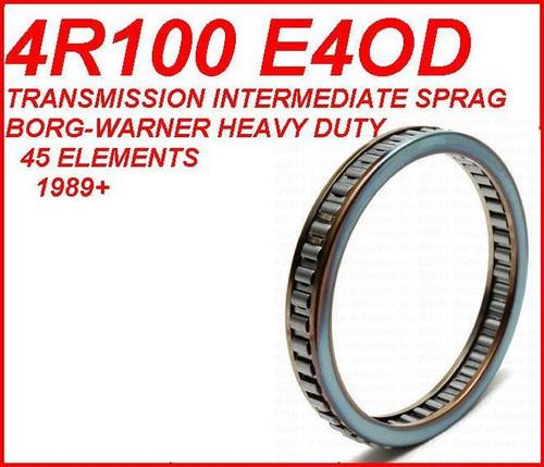 4R100 E4OD Transmission Heavy Duty 45 Element Intermediate Sprag Borg Warner