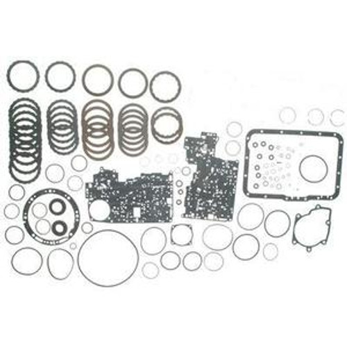 A4LD TRANSMISSION REBUILD KIT WITH RAYBESTOS FRICTIONS STEELS FITS 90 95 FORD