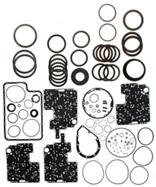 4R100 TRANSMISSION REBUILD KIT WITH AMERICAN-MADE FRICTION