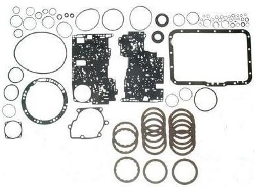 4R44E 4R55E 5R44E 5R55E TRANSMISSION REBUILD KIT WITH RAYBESTOS FRICTION  CLUTCHES FITS '95-'96 FORD & MAZDA