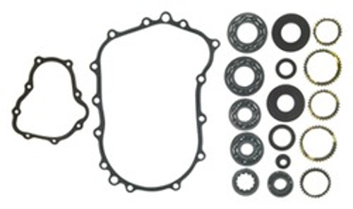 GM GS GY TRANSMISSION REBUILD KIT WITH SYNCHRO RINGS FITS