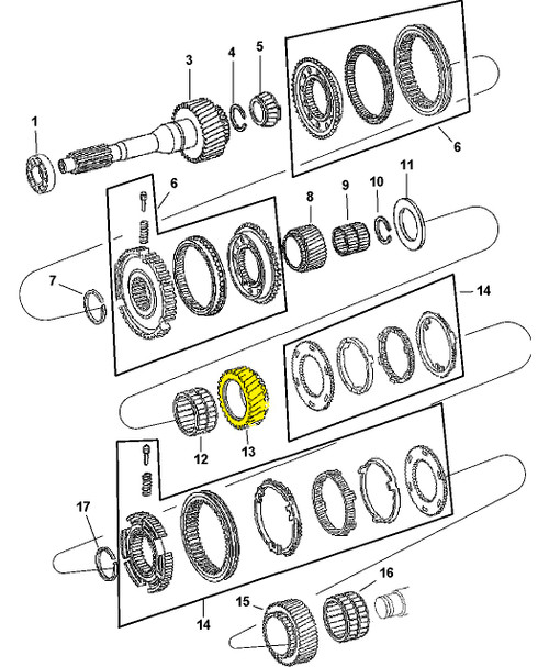2005 Dodge Ram 4x4 1500 Front Suspension Diagrams