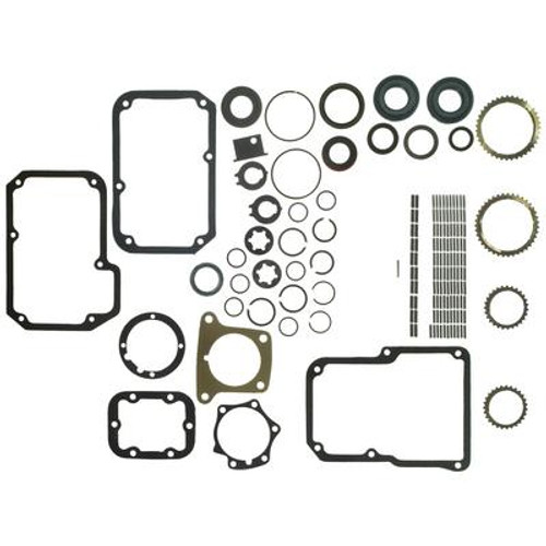 T19 TRANSMISSION REBUILD KIT WITH SYNCHRO RINGS FITS FORD