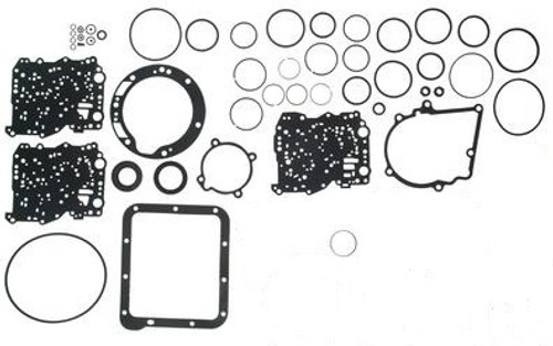 C4 TRANSMISSION OVERHAUL KIT: GASKETS, RINGS, & SEALS BY TRANSTEC FITS FORD  MERCURY '64-'69 (26002F)