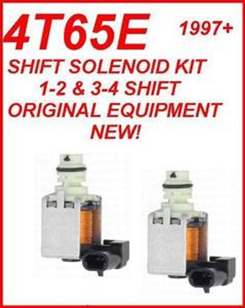 4t65e Transmission Shift Solenoid Set A  U0026 B  1