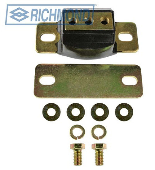 GM TRANSMISSION MOUNT UNIVERSAL FIT FOR AUTOMATIC OR MANUAL BY RICHMOND GEAR , 86-0010-1 , TRANSMISSION PARTS, GEARBOX SPARES, 17982949, 3913498,