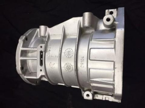 A500 42RE 44RE 44RH A518 46RE 46RH TRANSMISSION OVERDRIVE HOUSING USED ORIGINAL EQUIPMENT FITS '93-'04 4x4 DODGE & JEEP , U12770E , transmission parts, gearbox spares, piezas, transmision,