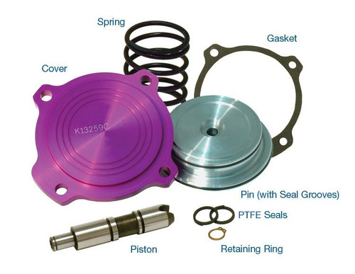 "C4 & C5 TRANSMISSION ""C"" RATIO SERVO KIT PURPLE ANODIZED BY SONNAX FITS '64-'86 FORD , S26905AA , K13259C , transmission parts, gearbox spares, piezas, transmision, performance,"
