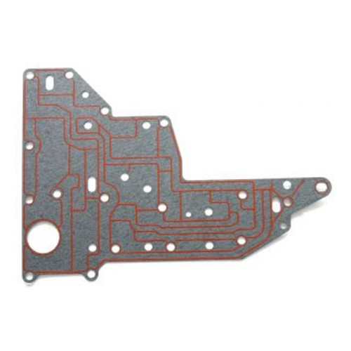 AODE TRANSMISSION VALVE BODY COVER GASKET BY TRANSTEC FITS '92-'95 FORD , F2VY-7H173A , 76322E , transmission parts, gearbox spares, piezas, transmisiones,