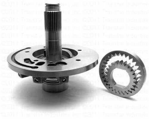 A4LD TRANSMISSION STATOR WITH GEARS (STEEL SHAFT) re-manufactured original equipment,  FITS '88-'95 FORD & MAZDA , r56520B , F0TZ-7A103A , A4LD PARTS, TRANSMISSION PARTS, A4LD REBUILD , GEARBOX SPARES, piezas, transmisiones,