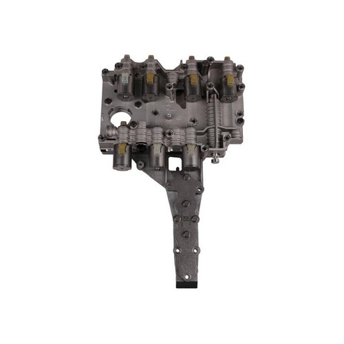 5R110W TRANSMISSION REBUILT VALVE BODY with SOLENOIDS by SONNAX FITS '03-'18 FORD , P16740-1 , transmission parts, gearbox, spares, piezas, transmisiones,