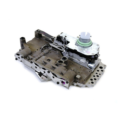 66RFE 68RFE TRANSMISSION VALVE BODY WITH SOLENOID BLOCK NEW MOPAR OE FITS '11-'19 DODGE RAM 2500 + , D72740BA , transmission, parts, gearbox, spares, piezas, transmisiones,