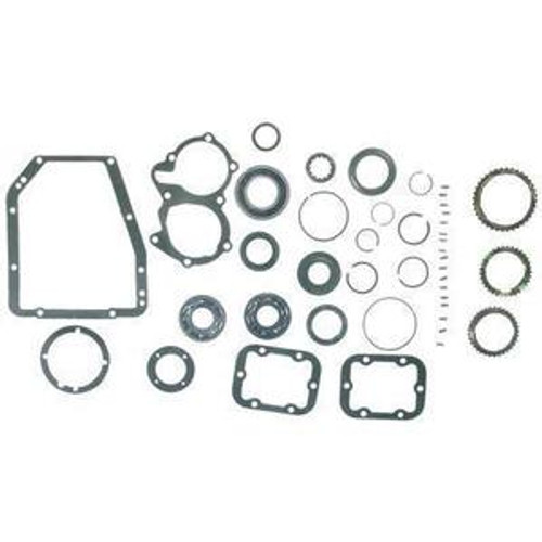SM465 TRANSMISSION REBUILD KIT WITH SYNCHRO RINGS FITS '88