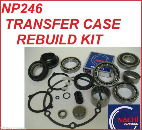np246 rebuild instructions