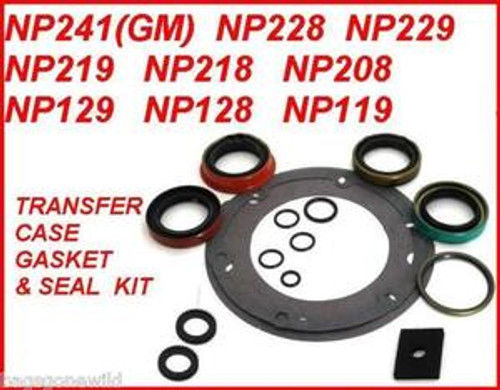 🌈 Gm 208 transfer case rebuild   NP208 208 Transfer Case