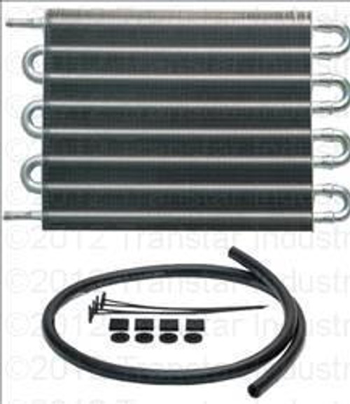 """HAYDEN 405 TRANSMISSION OIL COOLER FITS FULLSIZE VEHICLES: 15.5""""x 10"""" , OC-1405 , TRANSMISSION PARTS, TRANSMISSION COOLER, GEARBOX SPARES,"""