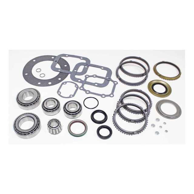 ZF S5-47 TRANSMISSION REBUILD KIT WITH SYNCHRO RINGS FITS