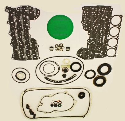 4L40E 5L40E 5L50E A5S360R A5S390R TRANSMISSION OVERHAUL KIT WITH GASKETS  RINGS & SEALS BY TRANSTEC FITS '99+ BMW, GM, HOLDEN, LAND ROVER